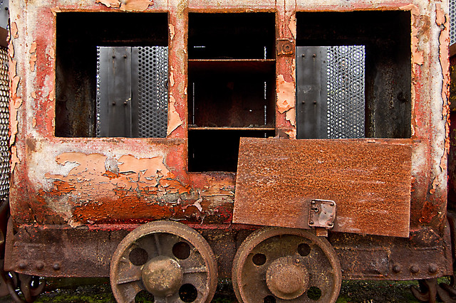 RUST / ROEST