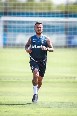 Treino Grêmio 04/01/2021