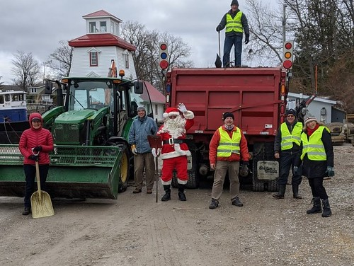 River Road Cleanup All Done December 22 2020