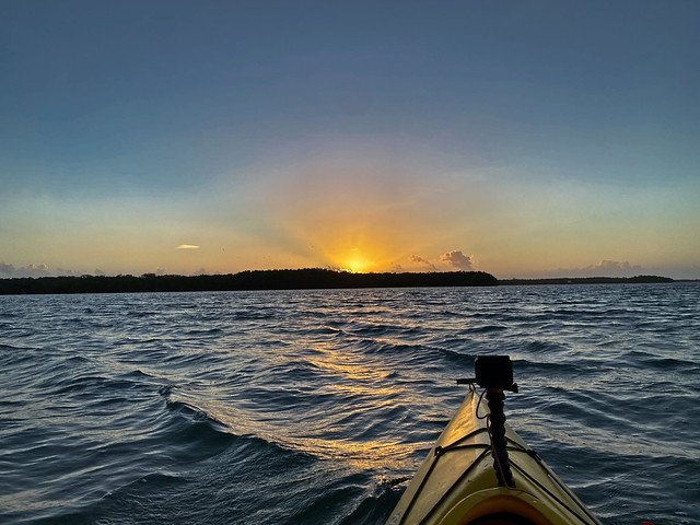 New Year's Sunrise Paddle-11
