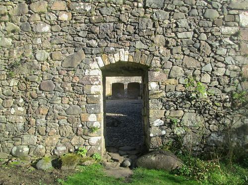 Doorway, Castle Campbell, Dollar