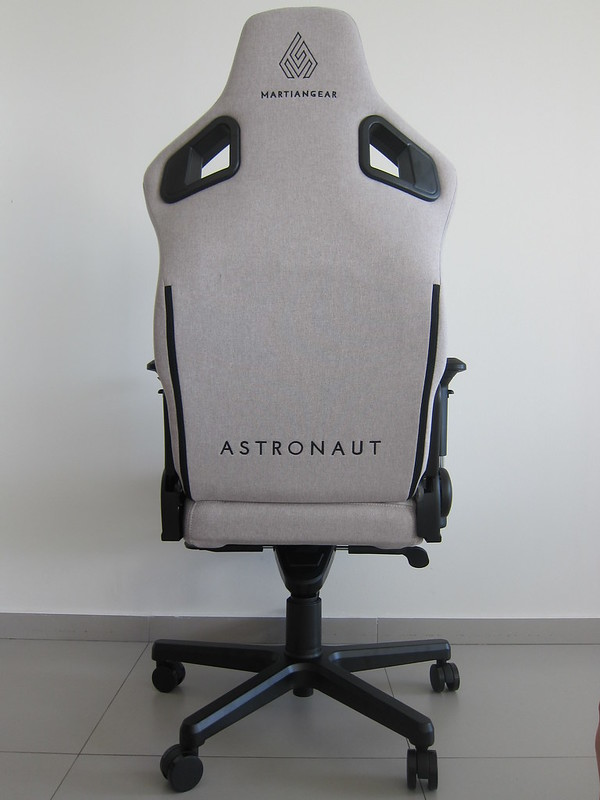 Martiangear Astronaut (Fabric) Gaming Chair - Back
