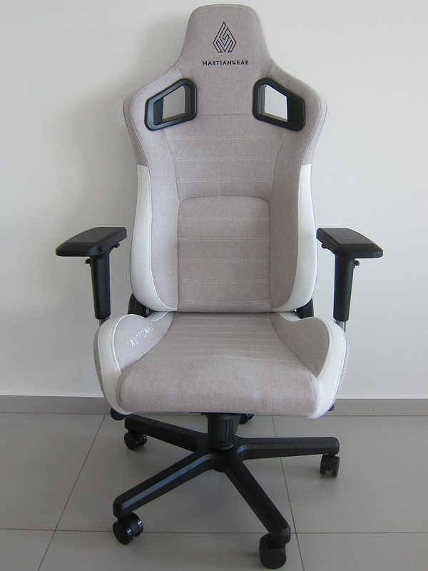 Martiangear Astronaut (Fabric) Gaming Chair - Front