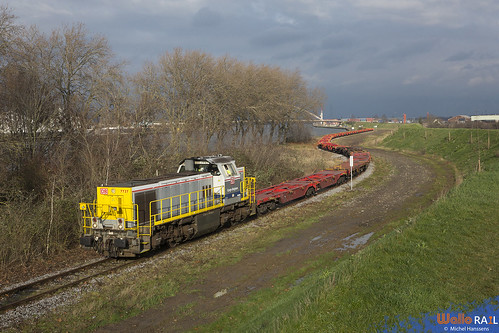 7737 . DB Cargo . Z 63401 . Hermalle Sous Argenteau . 29.12.20.