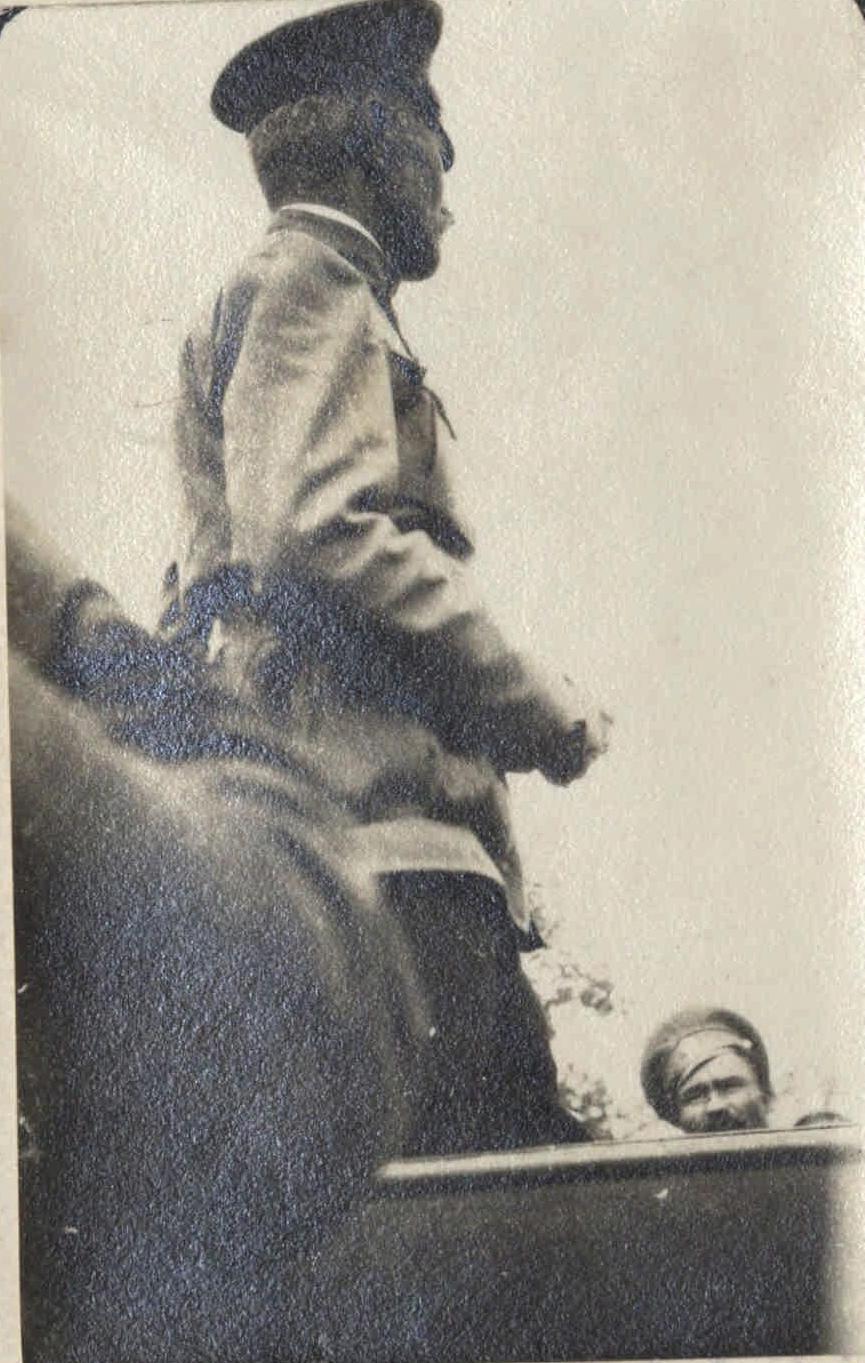 1917. На митингах Брусилова (на фронте) (1)