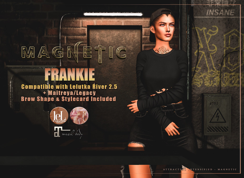Magnetic – Frankie