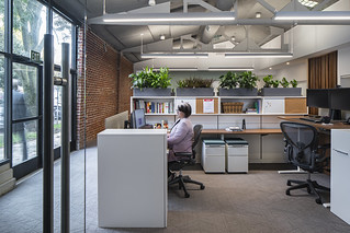 AIA California Offices | by Dreyfuss + Blackford Architecture