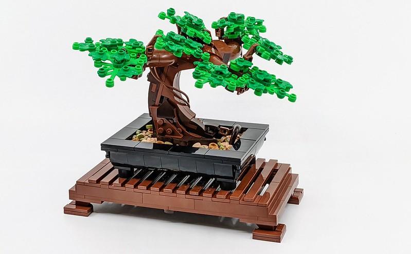 10281: LEGO Botanical Collection Bonsai Tree
