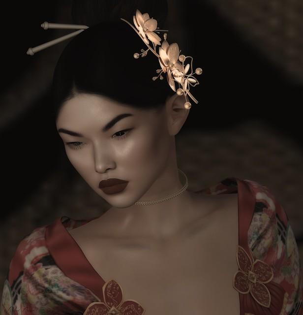 memorias de una geisha....