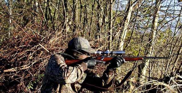 Hunting Rifle Weapons Shooting Edit 2021