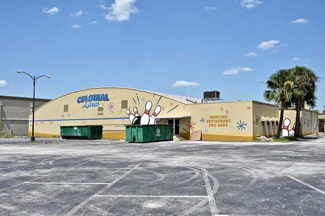 Colonial Lanes - Orlando, Florida