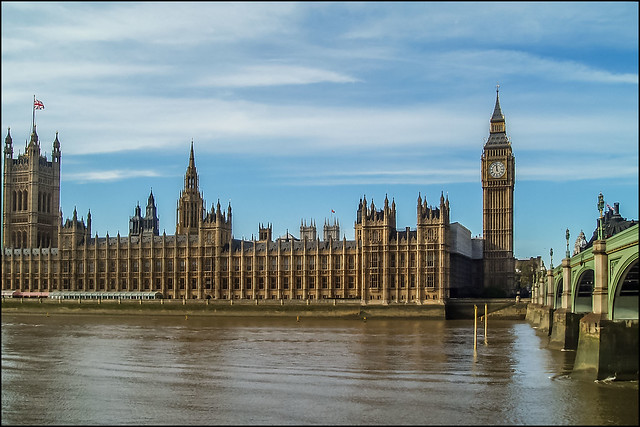 Palace of Westminster AKA Houses of Parliament