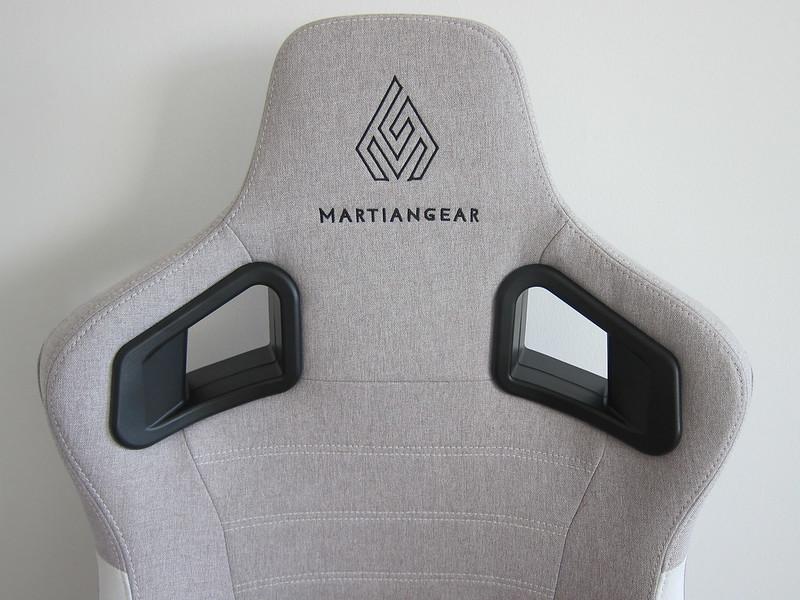 Martiangear Astronaut (Fabric) Gaming Chair - Cutouts