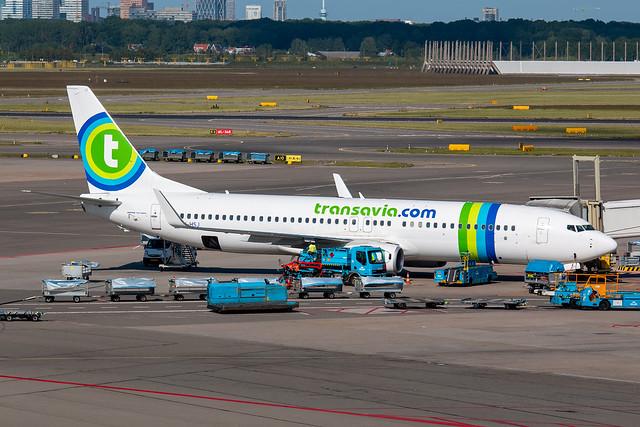 Transavia Boeing 737-800 PH-HSJ