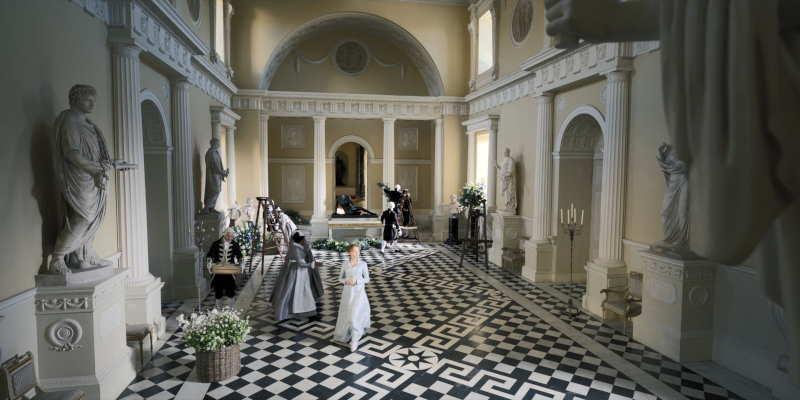 Syon House Great Hall