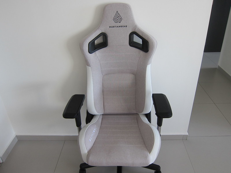 Martiangear Astronaut (Fabric) Gaming Chair Review