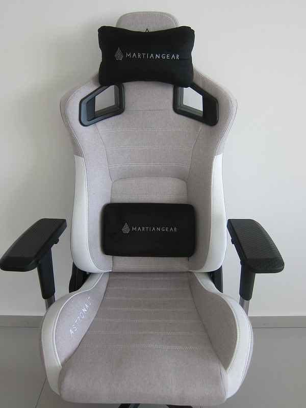 Martiangear Astronaut (Fabric) Gaming Chair - With Pillow