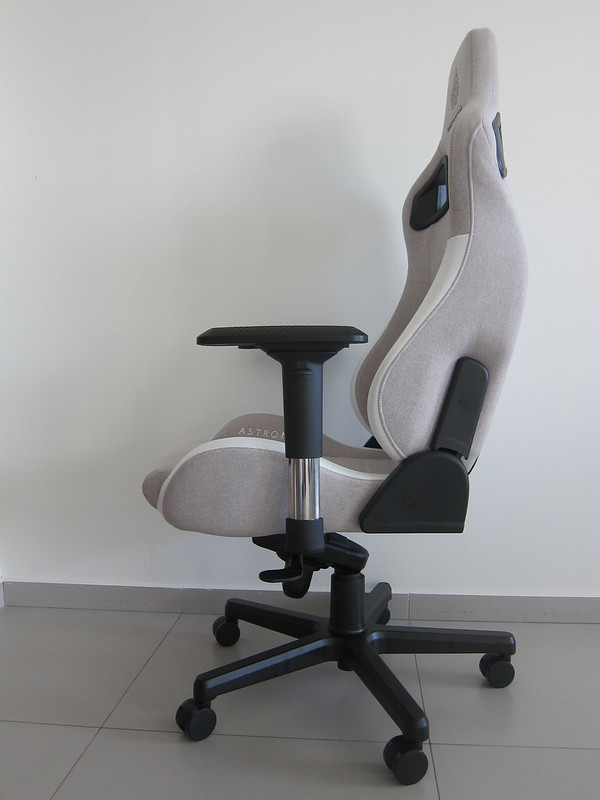 Martiangear Astronaut (Fabric) Gaming Chair - Left