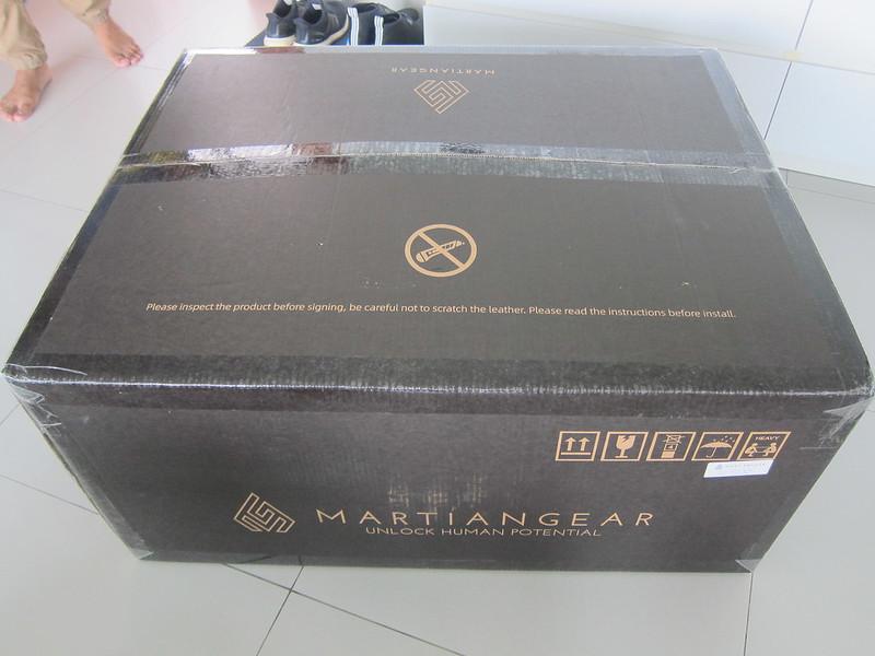 Martiangear Astronaut (Fabric) Gaming Chair - Box