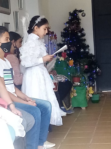 Los niños se hacen presentes: Semillitas Marie Poussepin