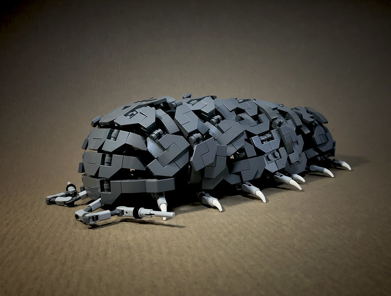 LEGO Mech Roly-poly_10