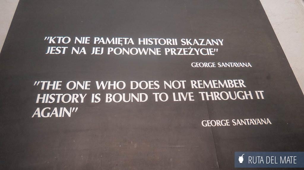 visitar el campo de concentración de Auschwitz