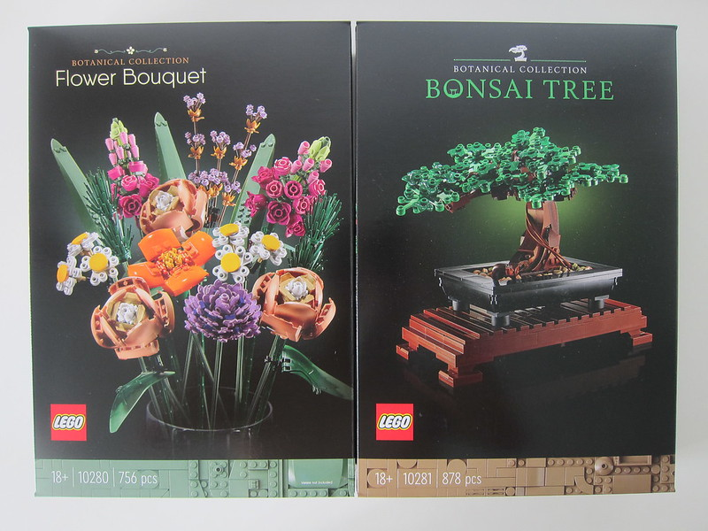 LEGO Botanical Collection
