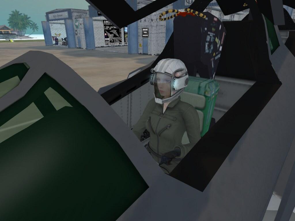 Phlying in the Phantom!