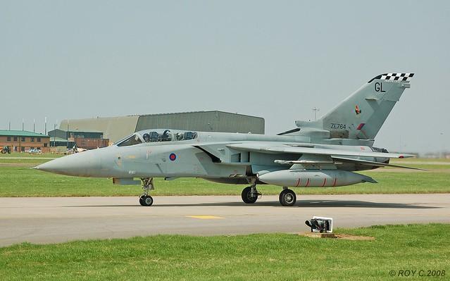 ZE764 GL RAF TORNADO F3