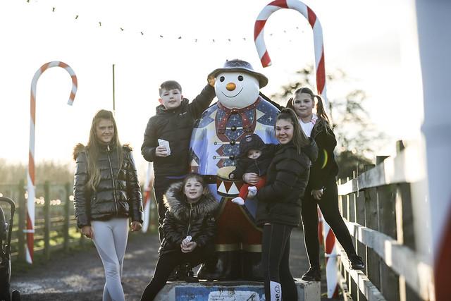 201219Newham Grange Christmas Event - 058