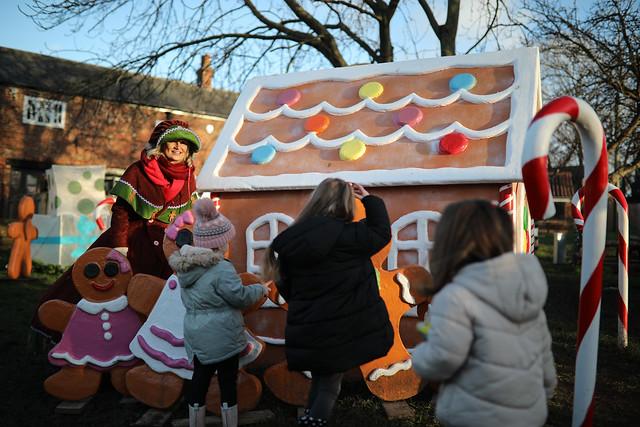 201219Newham Grange Christmas Event - 038