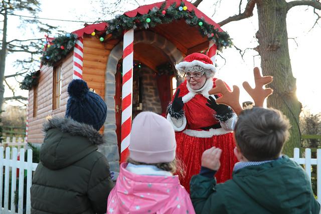 201219Newham Grange Christmas Event - 021