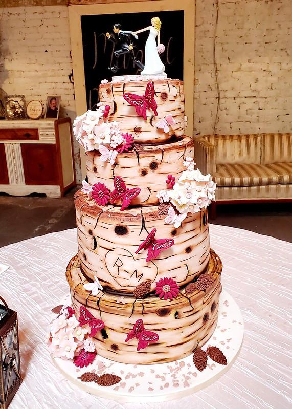 Cake by Debbie June's Cakery