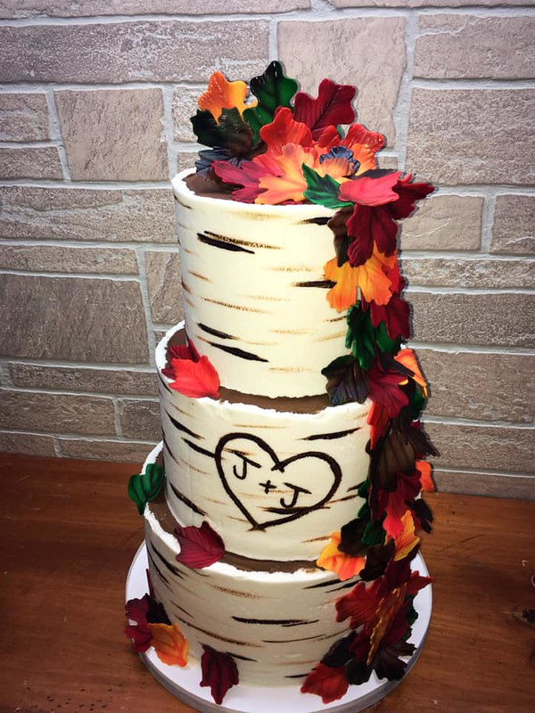 Cake by Brandy's Cakes