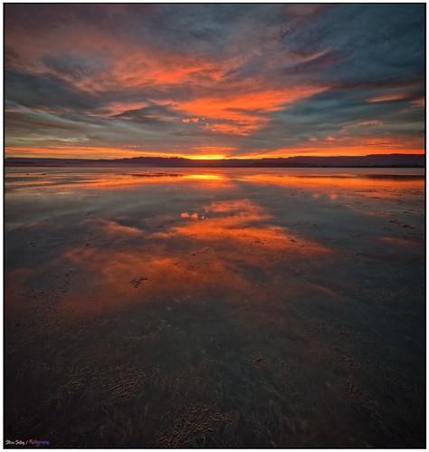 dxophotolab4 nikcollectiondxo on1photoraw2020 pentax pentaxk1 irix1524 irix steveselbyphotography steev lakeillawarra lake landscape primbee reflections reflection sunset square