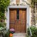 Doors Of Meersburg No. 3