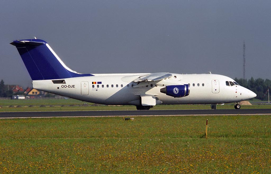 OO-DJE - Copenhagen Kastrup (CPH) 04.09.1999