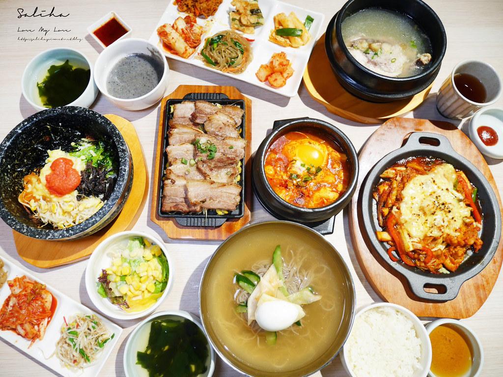 台北好吃韓國料理韓式小吃菜吃到飽餐廳美食妻家房SAIKABO韓式料理 日本連鎖餐廳ig美食 (2)