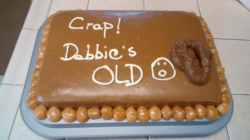 Cake by Debbie Hegedus