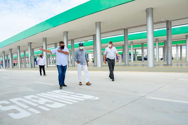 05.01.2020 Secretário do IMMU fiscaliza a sinalização do Terminal 6