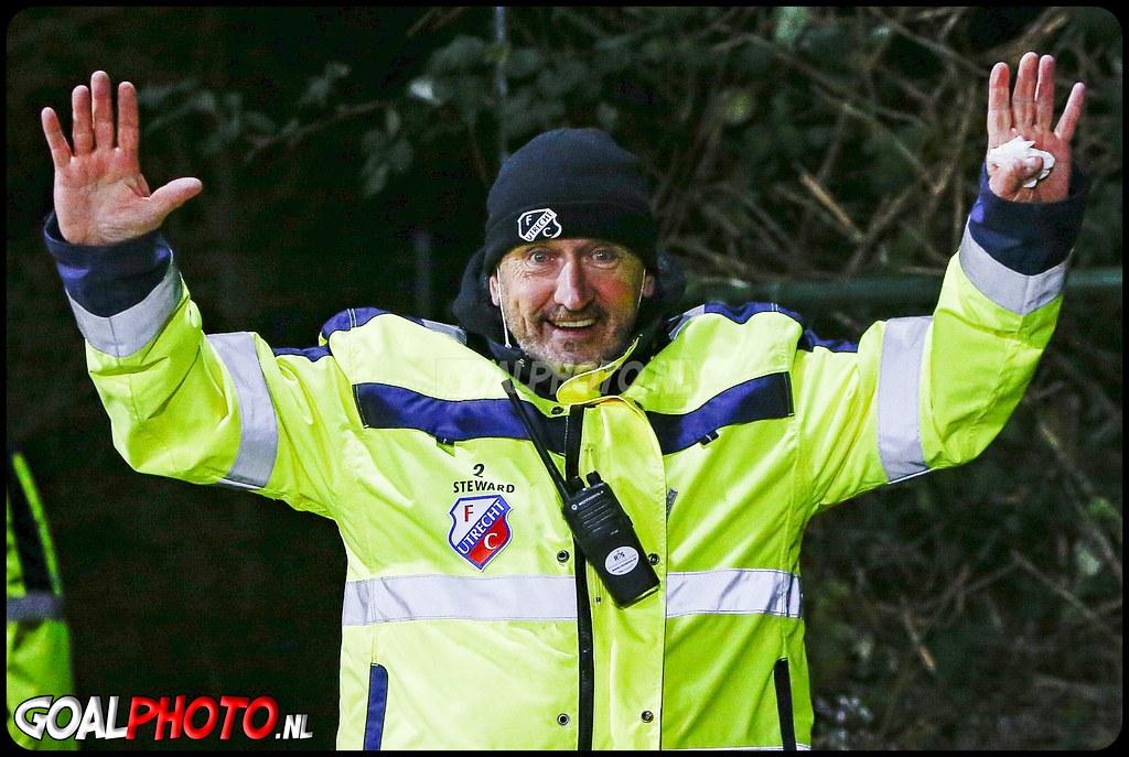 Jong FC Utrecht - FC Den Bosch 04-01-2021