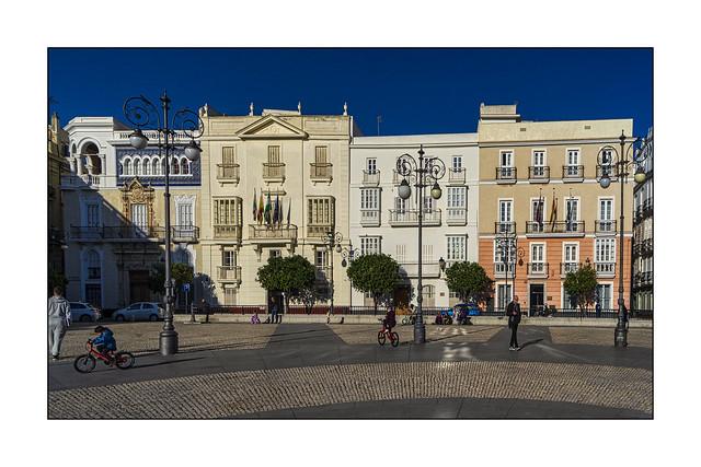 Plaza San Antonio, Cádiz