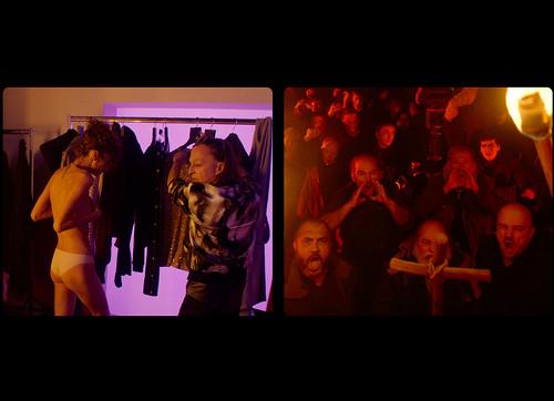 映画『ルクス・エテルナ 永遠の光』©2020 SAINT LAURENT-VIXENS-LES CINEMAS DE LA ZONE