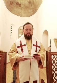 02.01.2021 | Божественная литургия на Перынском скиту