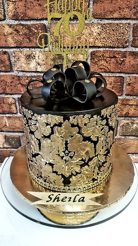 Cake by Trevor Le Grange of Cakes for Africa Cape Town