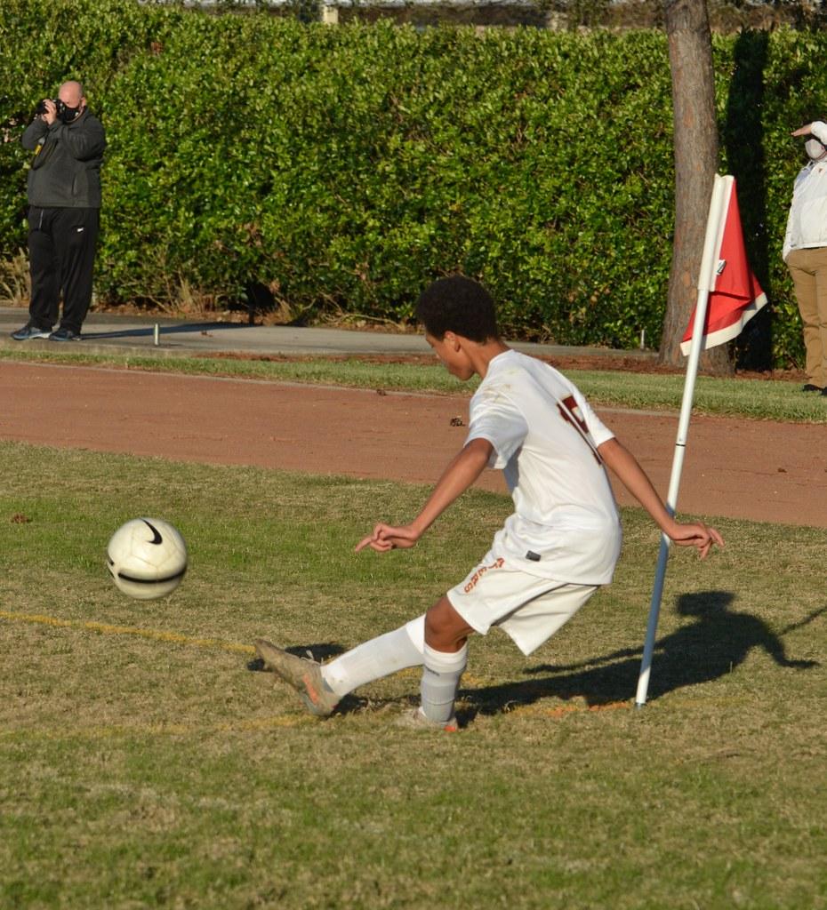 2020-2021 Varsity Soccer