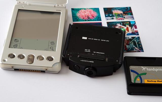 Handspring Eye Module Camera From 2000