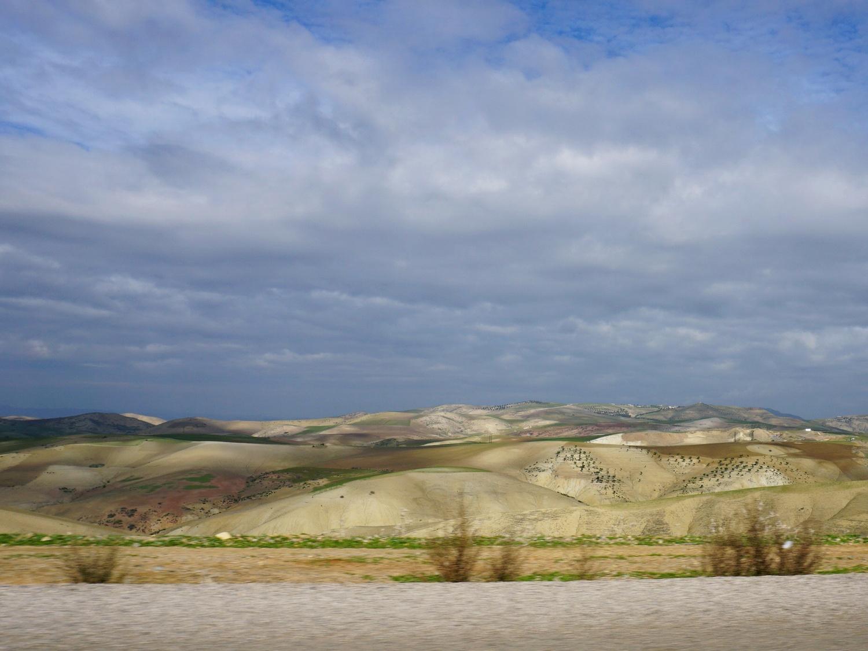Morocco landscapes