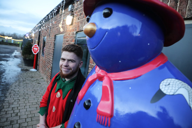 201219Newham Grange Christmas Event - 131