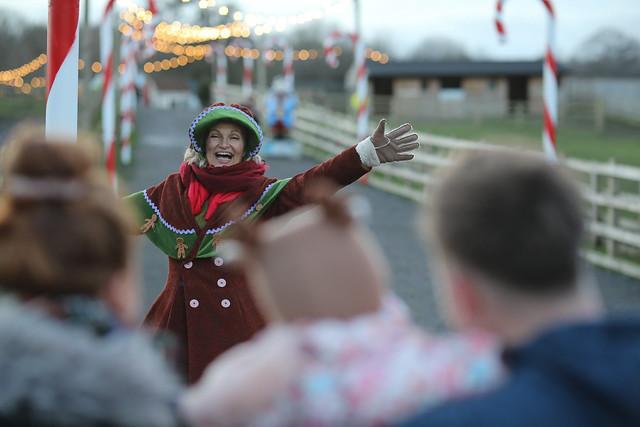 201219Newham Grange Christmas Event - 126